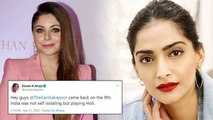 Sonam Kapoor TROLLED For Supporting Kanika Kapoor