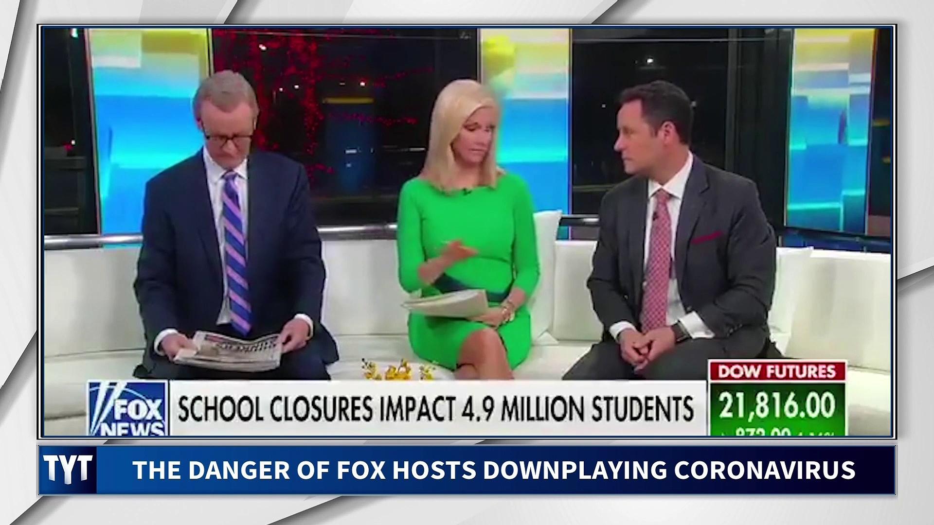 Fox News COVID-19 Lies Are DANGEROUS