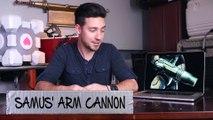 DIY Samus' Arm Cannon (Metroid) - DIY Prop Shop