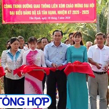 Chuyên đề Xây dựng Đảng: Tân Hạnh sẵn sàng cho đại hội điểm cấp cơ sở