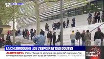 Chloroquine: une centaine de personnes attendent devant l'institut où travaille le professeur Didier Raoult