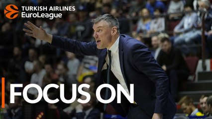 Sarunas Jasikevicius, Zalgiris: 'Let's keep growing'