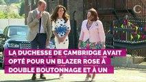 Quand Kate Middleton copie l'un des looks fétiches de Letizia d'Espagne