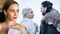 Emilia Clarke Calls Game Of Thrones Finale 'ANNOYING'