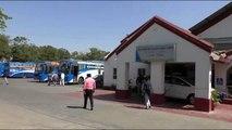 इंदौर: लॉक डाउन पालन, सभी सिटी और आई बस पहुंची अपने डिपो, बन्द हुआ संचालन