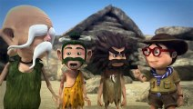 ❤ Oko Lele - Caveman | Episode 45 | Animated Short | Funny Cartoon for Childrens