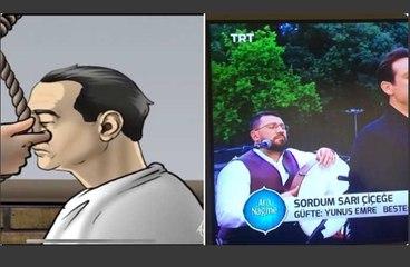 EBA TV'de ders arasında yayınlanan Ara Nağme