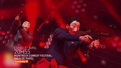 Montreux Comedy Festival : Gala de Papel
