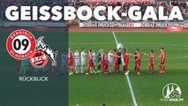 RHEINKICK vor 3 Jahren: 1. FC Köln in Torlaune beim SV Bergisch Gladbach