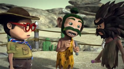 ❤ Oko Lele - Caveman | Episode 55 | Animated Short | Funny Cartoon for Childrens