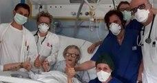 Italie : une femme âgée de 95 ans devient la plus vieille femme d'Italie guérie du coronavirus