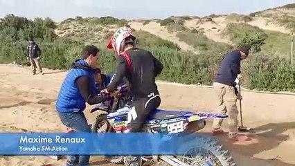 Training Sardaigne 2020 - Gajser - Cairoli - Renaux - Evans