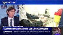 Chloroquine: le monde médical se divise