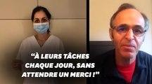 """Jean-Jacques Goldman reprend """"Il changeait la vie"""" pour les soignants"""