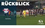 SACHSENKICK.TV vor einem Jahr: Torfestival im Test zwischen RB Leipzig und Pogon Stettin
