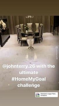 Le Home My Goal Challenge incroyable de John Terry