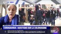 """""""Je me demande dans quel pays on est"""": le professeur Hamon """"atterré"""" qu'on ne puisse pas tester correctement les Français"""