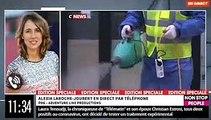 Coronavirus : Alexia Laroche-Joubert guérie, raconte son confinement (vidéo)