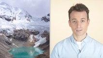 """Les glaciers sont-ils condamnés ? Hugo Clément raconte son dernier reportage """"Sur le front"""""""