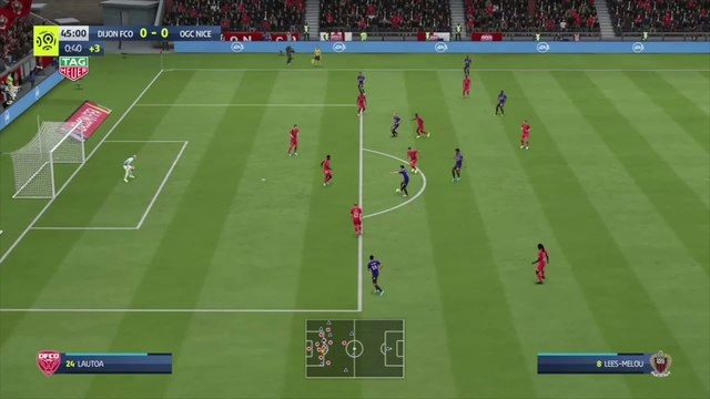 Dijon FCO - OGC Nice : notre simulation FIFA 20 (L1 - 31e journée)