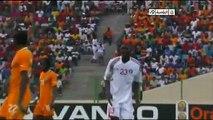 الشوط الثاني مباراة الكوديفوار و السودان 1-0 كاس افريقيا 2012