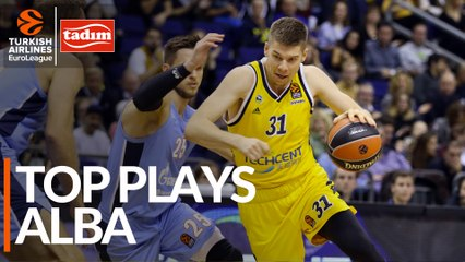 Top plays of the season: ALBA Berlin