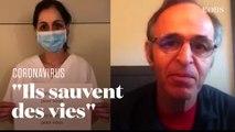 Jean-Jacques Goldman chante pour les soignants en première ligne face au coronavirus