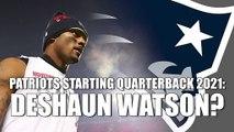 Deshaun Watson betting favorite to be Patriots starting quarterback in 2021