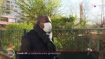 Coronavirus : la solidarité des Français