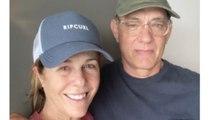 Tom Hanks and Rita Wilson 'feeling better' amid coronavirus battle