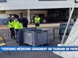 À la une : Point COVID-19 / Témoignage infirmier / Coup de gueule du Préfet de la Loire / Nouveaux maires vs Crise sanitaire / Le quotidien difficile des routiers -  Le JT - TL7, Télévision loire 7