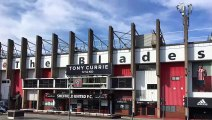 Sheffield United's deserted Bramall Lane on what would be matchday because of the coronavirus outbreak