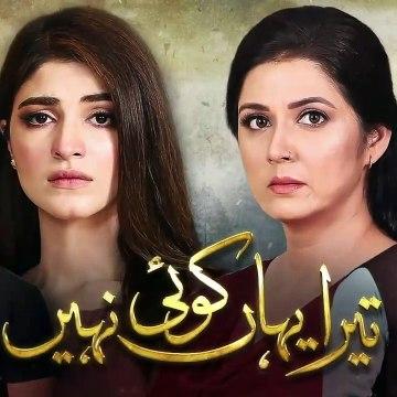 Tera Yahan Koi Nahin Episode 25 Promo HUM TV Drama