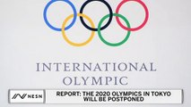 Report: 2020 Tokyo Olympics To be Postponed Amid Coronavirus Pandemic