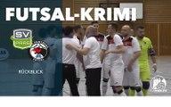ELBKICK vor 3 Jahren: Hamburg Panthers siegen im Viertelfinale der Deutschen Futsal-Meisterschaft