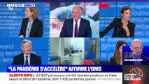 """Story 5 : """"La pandémie s'accélère"""", affirme l'OMS - 23/03"""