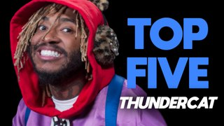 Thundercat lists his top five movies to test your friendships