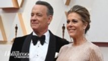 Tom Hanks, Rita Wilson Are Feeling Better Following Coronavirus Diagnosis | THR News