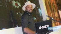 DJ D-Nice Holds Virtual Dance Party With Michelle Obama, Missy Elliott & More | Billboard News