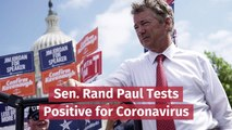 Senator Rand Paul Has Coronavirus