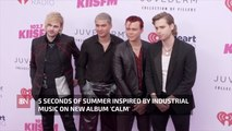 5 Seconds of Summer Share New Music Inspiration
