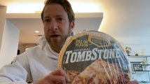 Barstool Frozen Pizza Review - TombStone Pizza