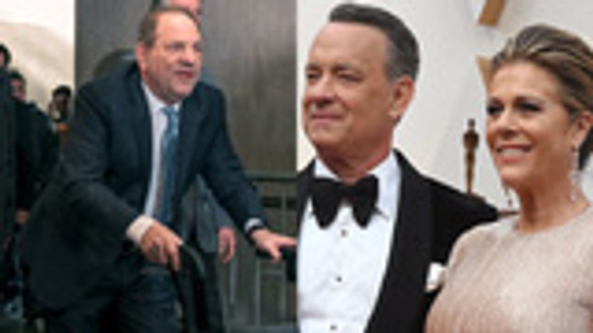 Harvey Weinstein Isolated After Possibly Contracting Coronavirus, Tom Hanks Gives Coronavirus Update & More | THR News