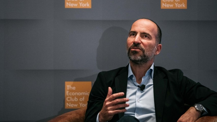 Uber CEO Asks Trump To Include Independent Workers In Stimulus Package