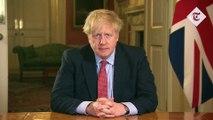 Boris Johnson announces complete UK lockdown amid coronavirus crisis