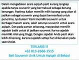 TERLARIS!!! +62 813-2666-1515 | Beli Souvenir Unik Untuk Aqiqah di Bekasi