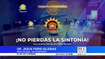 Dr. Jesus Feris Iglesias comenta sus propuestas para endurecer el toque de queda