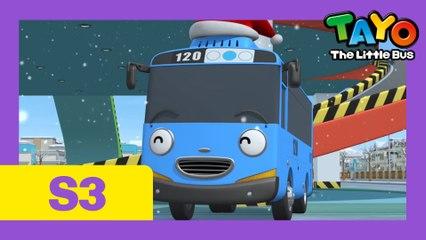 Ep.22  Tayo's Christmas  l Tayo the Little Bus Season 3