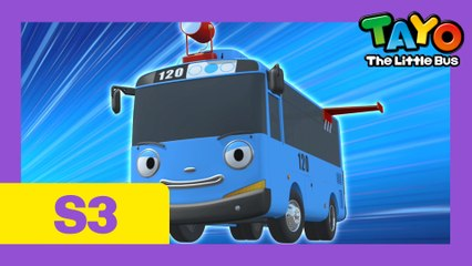 Ep.16  City heroes, Tayo and Duri l Tayo the Little Bus Season 3