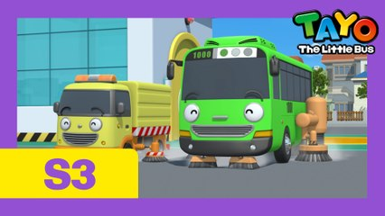 Tayo opening Season 3 l Tayo the Little Bus Season 3